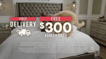 Ashley HomeStore Huge Mattress Sale TV Spot, 'Can't Miss' Song by Midnight Riot - Thumbnail 4
