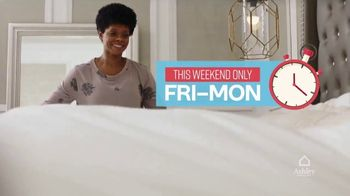 Ashley HomeStore Huge Mattress Sale TV Spot, 'Can't Miss' Song by Midnight Riot
