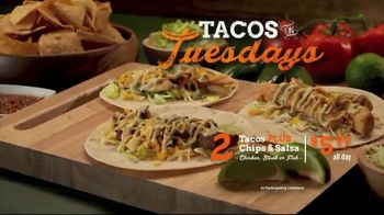 Beef 'O' Brady's Tacos on Tuesdays TV Spot, 'Grumble' - Thumbnail 6