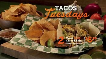 Beef 'O' Brady's Tacos on Tuesdays TV Spot, 'Grumble' - Thumbnail 7