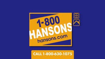 1-800-HANSONS End of Summer Sale TV Spot, 'Windows, Siding and Roofing' - Thumbnail 6