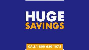 1-800-HANSONS End of Summer Sale TV Spot, 'Windows, Siding and Roofing' - Thumbnail 2
