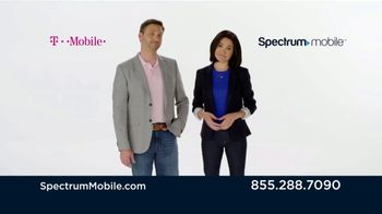 Spectrum Mobile TV Spot, 'No Added Fees and Flexible Plans' - 2 commercial airings