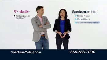 Spectrum Mobile TV Spot, 'No Added Fees and Flexible Plans' - Thumbnail 5