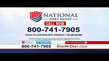 National Debt Relief TV Spot, 'Resolved' - Thumbnail 10