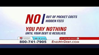 National Debt Relief TV Spot, 'Resolved' - Thumbnail 8