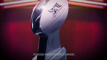 Big 12 Conference TV Spot, 'Unlike Any Other' - 32 commercial airings