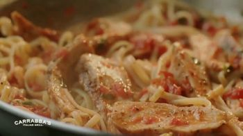 Carrabba's Grill $10 Take Home Meal TV Spot, 'Unforgettable Flavors' - Thumbnail 2