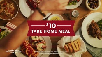 Carrabba's Grill $10 Take Home Meal TV Spot, 'Unforgettable Flavors' - Thumbnail 6