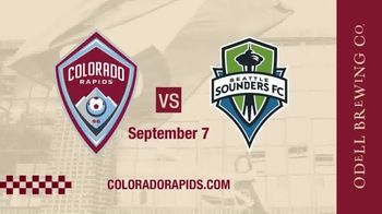 Colorado Rapids Burgundy and Brew Pack TV Spot, 'Rapids vs.Sounders FC' - Thumbnail 10