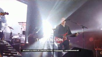 Los Temerarios TV Spot, '2019 Dallas: The Pavilion' [Spanish]
