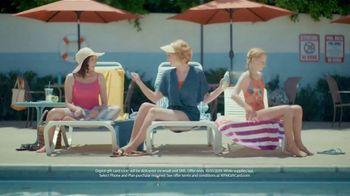 Walmart Family Mobile TV Spot, 'Swimming Pool'
