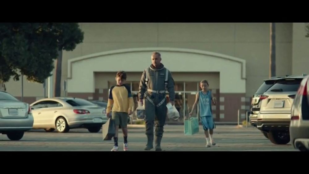 2020 Ford Explorer Tv Commercial Journey Home Featuring