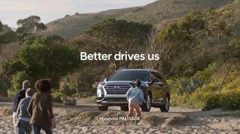 2020 Hyundai Palisade TV Spot, 'Tide Pools' Song by Bibio [T1] - Thumbnail 9