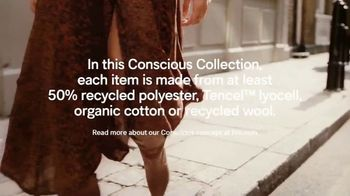 2019 H&M Conscious Collection TV Spot, 'Fashion Made From Recycled PET Bottles' - Thumbnail 9