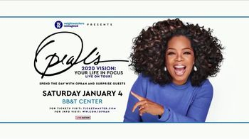 WW Oprah's 2020 Vision TV Spot, '2020 Fort Lauderdale: BB&T Center' - Thumbnail 6
