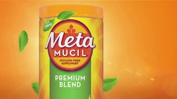 Metamucil Premium Blend TV Spot, 'Sweetened With Stevia' - Thumbnail 1