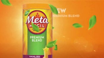 Metamucil Premium Blend TV Spot, 'Sweetened With Stevia'