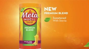 Metamucil Premium Blend TV Spot, 'Sweetened With Stevia' - Thumbnail 2