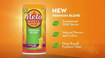 Metamucil Premium Blend TV Spot, 'Sweetened With Stevia' - Thumbnail 3