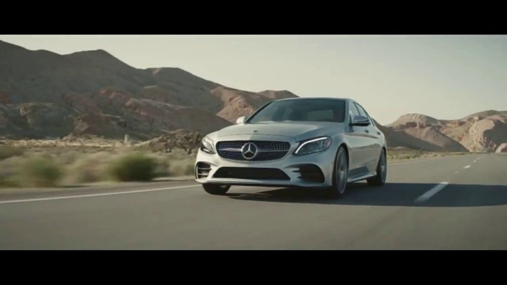 2020 Mercedes-Benz C-Class TV Commercial, 'Non-Stop Engineering' [T1]