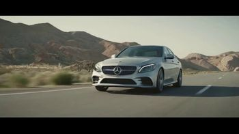 2020 Mercedes-Benz C-Class TV Spot, \'Non-Stop Engineering\' [T1]