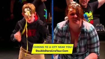 Double Dare Live! TV Spot, 'Coming to a City Near You' - 215 commercial airings