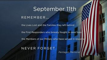 Wounded Warrior Project TV Spot, 'Never Forget: New York'