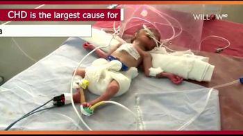 Heart to Heart Foundation TV Spot, 'Congenital Heart Disease'