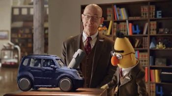 Farmers Insurance TV Spot, 'Sesame Street: Not-So-Handy Monster' Featuring J.K. Simmons - Thumbnail 5