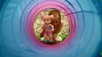 Baby Alive Step 'n Giggle Baby TV Spot, 'New Shoes' - Thumbnail 1