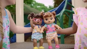 Baby Alive Step 'n Giggle Baby TV Spot, 'New Shoes' - Thumbnail 2