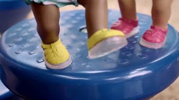 Baby Alive Step 'n Giggle Baby TV Spot, 'New Shoes' - Thumbnail 3