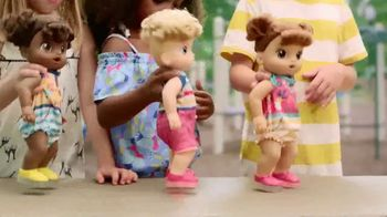 Baby Alive Step 'n Giggle Baby TV Spot, 'New Shoes' - Thumbnail 6