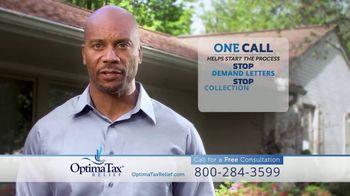 Optima Tax Relief Fresh Start Initative TV Spot, 'Options'