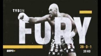 ESPN+ TV Spot, 'Top Rank: Fury vs. Wallin' canción de Rick Ross [Spanish] - Thumbnail 3