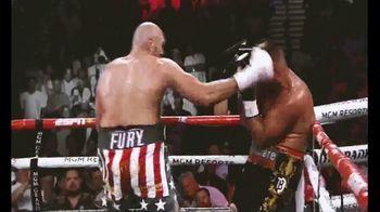 ESPN+ TV Spot, 'Top Rank: Fury vs. Wallin' canción de Rick Ross [Spanish] - Thumbnail 4