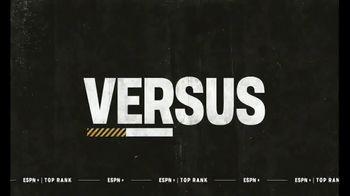 ESPN+ TV Spot, 'Top Rank: Fury vs. Wallin' canción de Rick Ross [Spanish] - Thumbnail 7
