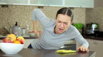 Flanax TV Spot, 'Tratamiento para el dolor de espalda' [Spanish]