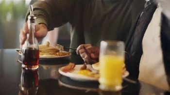 Denny's Super Slam TV Spot, 'Back With Pumpkin Pancakes! $6.99' - Thumbnail 8