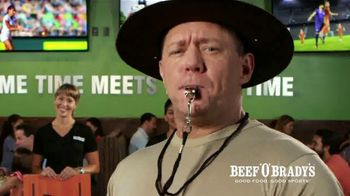Beef 'O' Brady's 2 for $20 TV Spot, 'More To Love: Steak & Desserts' - Thumbnail 1