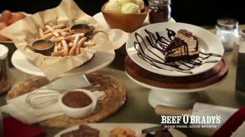 Beef 'O' Brady's 2 for $20 TV Spot, 'More To Love: Steak & Desserts' - Thumbnail 4
