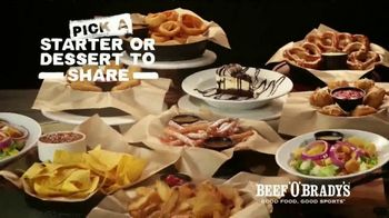 Beef 'O' Brady's 2 for $20 TV Spot, 'More To Love: Steak & Desserts' - Thumbnail 6