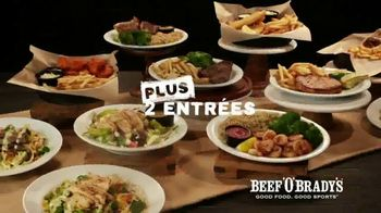 Beef 'O' Brady's 2 for $20 TV Spot, 'More To Love: Steak & Desserts' - Thumbnail 7