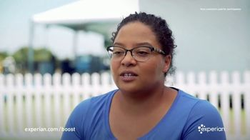 Experian Boost TV Spot, 'Don't let Your Credit Score Interfere with Your Goals'