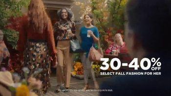 JCPenney TV Spot, 'The Way You Do Fall Fashions'