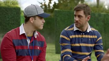 IZOD TV Spot, 'Behind the Scenes: Injury' Featuring Colin Jost, Aaron Rodgers - Thumbnail 1