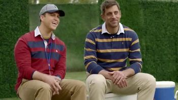IZOD TV Spot, 'Behind the Scenes: Injury' Featuring Colin Jost, Aaron Rodgers - Thumbnail 4