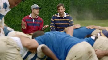 IZOD TV Spot, 'Behind the Scenes: Injury' Featuring Colin Jost, Aaron Rodgers - Thumbnail 5