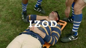 IZOD TV Spot, 'Behind the Scenes: Injury' Featuring Colin Jost, Aaron Rodgers - Thumbnail 9